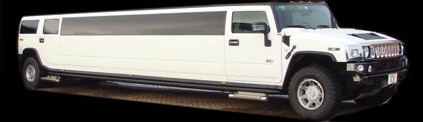 Our H2 Hummer Limo