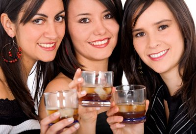 Girls Night out Limo Hire