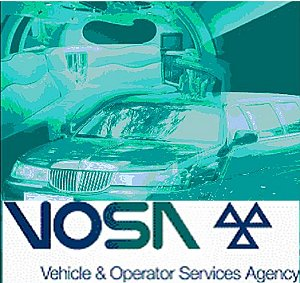 VOSA Stretch Limousine Guidlines