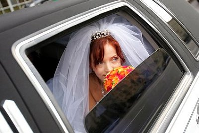 White Limo wedding limo for Colchester Hire